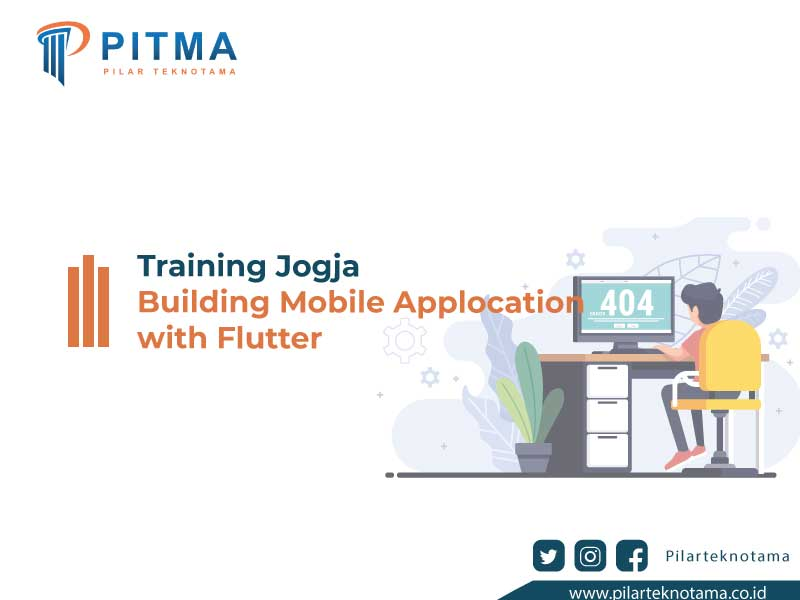 Training Jogja Building Mobile Applicaton with Flutter