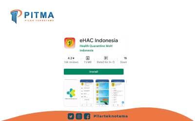 Data 1,3 Juta Pengguna Aplikasi E-HAC Diduga Bocor